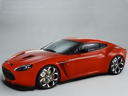 Aston Martin скоро покажет свой спорткар Zagato