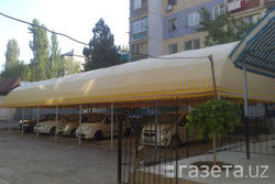 Гаражи Ташкента