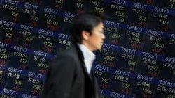Биржи Азии пошли в минус из-за плохой отчетности