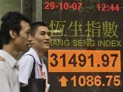 Биржи Азии в хорошем духе из-за статданных КНР