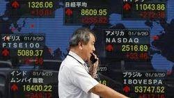 Фондовая Азия погрузилась в полный минус из-за Кипра