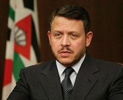 король Иордании