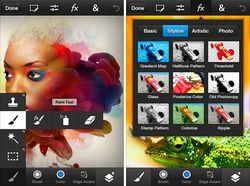Adobe создал Photoshop для смартфонов