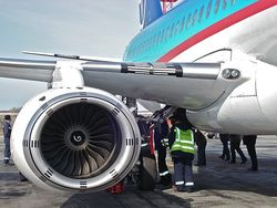 Аэрофлот пополнился очередным SSJ-100