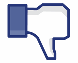 Акции Facebook обвалились