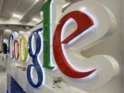 Акции Google обвалились