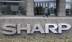 Акции Sharp упали