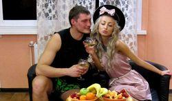 Александр Задойнов и Лилия Киш