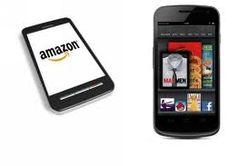 Amazon выпустит собственные смартфоны