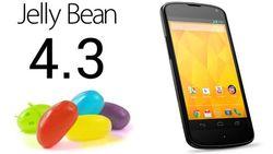 Android 4.3 от Google приятно удивила экспертов