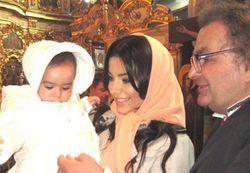 Ани Лорак удивила прессу свежими фото дочери