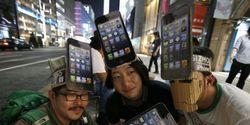 Apple может продать 10 миллионов iPhone 5