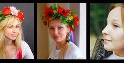 Активистки FEMEN