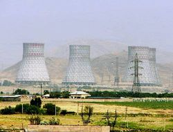Армения повысит безопасность АЭС
