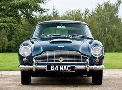Aston Martin DB5 Пола Маккартни