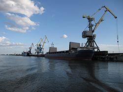 Астраханский порт