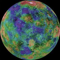 Аномально холодной слой в атмосфере Венеры