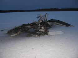 Авиакатастрофа в Финляндии: погибли пенсионеры