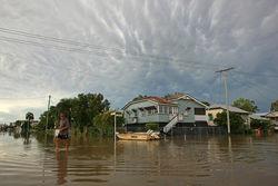 Австралия оправляется от наводнения