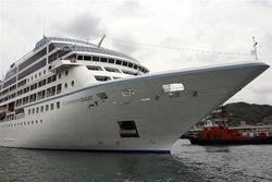 У Филиппин дрейфует круизный лайнер «Azamara Quest»