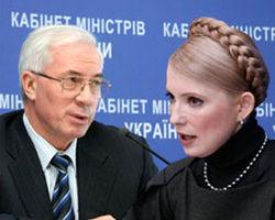 Азаров отпустит Тимошенко за границу