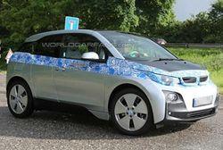 BMW i3 отловлена фотошпионами