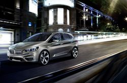 BMW представила концепт Active Tourer