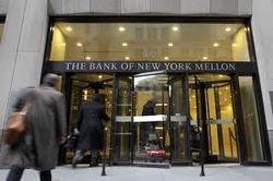 Итоги Bank of New York Mellon Corp оказались хуже ожиданий рынка