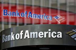 Bank of America обвинён в мошенничестве