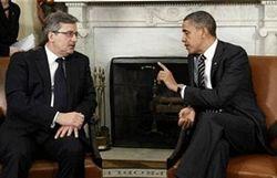 Обама и Комаровский