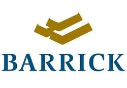 Прибыль Barrick Gold Corp упала более чем наполовину