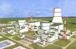 Инвестпроект строительства АЭС