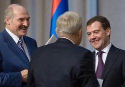Беларусь, Россия и Казахстан