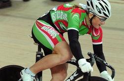 Белорусские велогонщицы