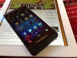 BlackBerry Z10 составит конкуренцию iPhone