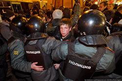 Массовые задержания оппозиционеров