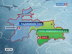Боевики таджикского Памира