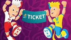 Цены на билеты на игры Евро-2012