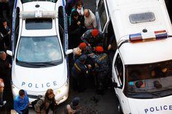 Пострадавшие от взрыва в Ереване