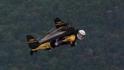 Человек-самолет