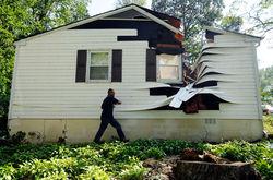 Ураган «Сэнди»