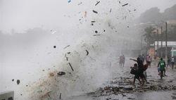 Украина надвигающийся шторм
