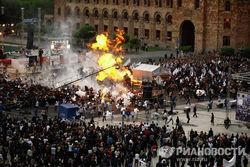 Число пострадавших в Ереване