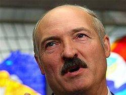 Лукашенко на финале Евро-2012