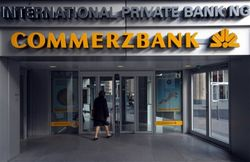 Commerzbank сокращая штат стремится достичь цель по прибыли