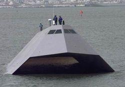 Корабль-невидимка