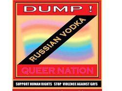 В знак протеста гей-бары США массово отказываются от русской водки