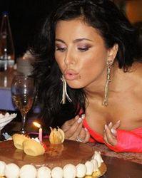 День рождения Ани Лорак