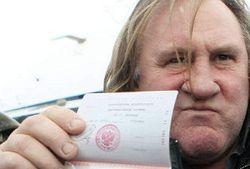 У Депардье жилплощади в РФ нет, но он получит регистрацию в Саранске