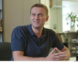 Дуэль в офисе Алексея Навального